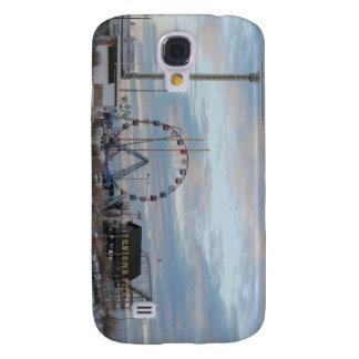 Seaside Heights Sunrise Funtown Pier Jersey Shore Samsung S4 Case