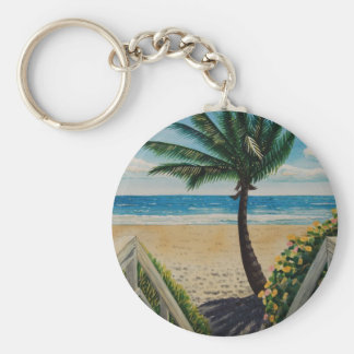Seaside II Keychain