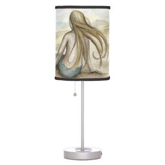 Seaside Mermaid Lamp Desk Lamp