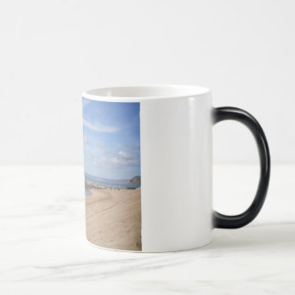 Seaside, 11 Oz Magic Heat Color-Changing Coffee Mug