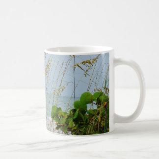 Seaside Classic White Coffee Mug