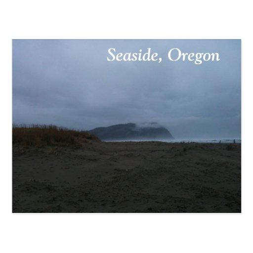 Seaside, Oregon Postcard