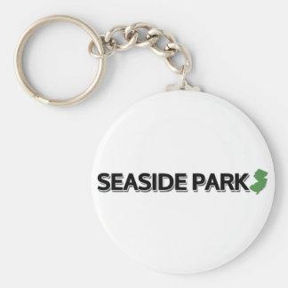 Seaside Park, New Jersey Keychain