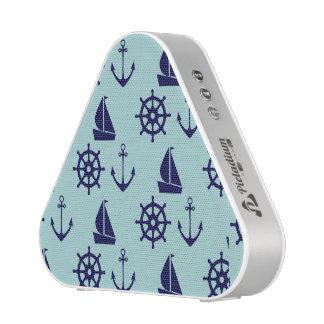 Seaside Pattern Bluetooth Speaker