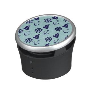 Seaside Pattern Speaker