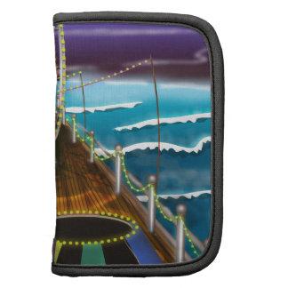 Seaside Peer Arcade Funfair Folio Planners