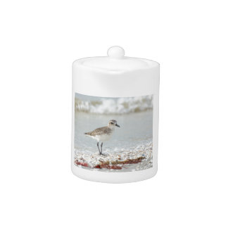Seaside Plover Teapot