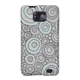 Seaside Poppy Samsung Galaxy Phone Case Galaxy SII Cover