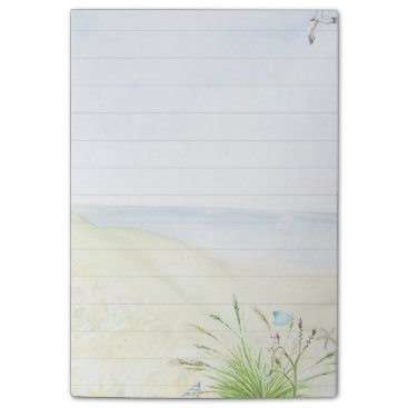 Seaside Post-it Notes