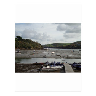 seaside scene postcards