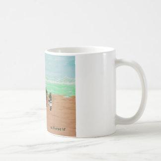 Seaside Scotties Coffee Mug