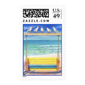 Seaside Serenade Postage