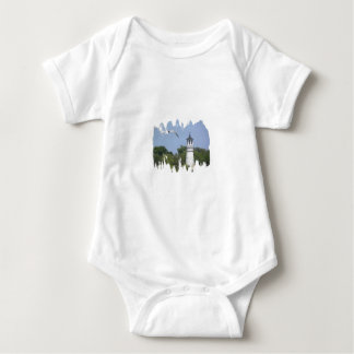 Seaside Series Baby Bodysuit