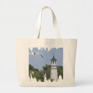 Seaside Series Large Tote Bag