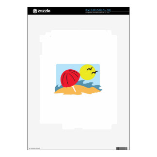 SEASIDE DECALS FOR iPad 2