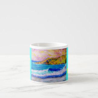 seaside solitude espresso cup