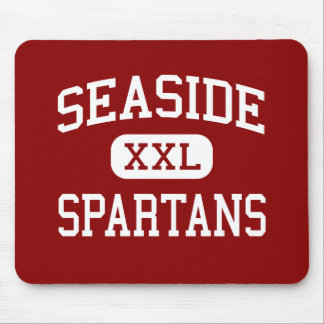 Seaside - Spartans - High - Seaside California Mouse Pad