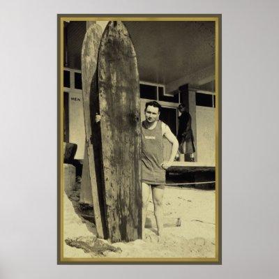 Vintage Dewey Weber Longboard