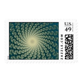 Seaside Whirlpool3 Postage Stamp