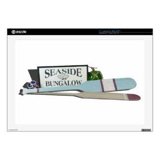 SeasideBungalowOarsFloats032413.png Laptop Decals