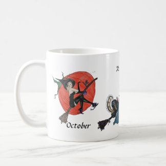 Season4 OCT-NOV-DEC Coffee Mug