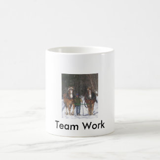 season 003, Team Work Coffee Mug