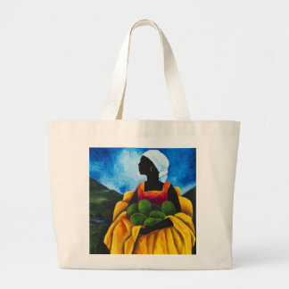 Season Avocado 2011 Large Tote Bag