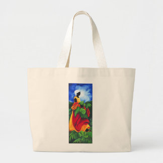 Season Breadfruit 2011 Large Tote Bag