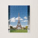 Season change in Paris Puzzle
