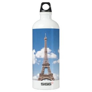 Season change in Paris Water Bottle