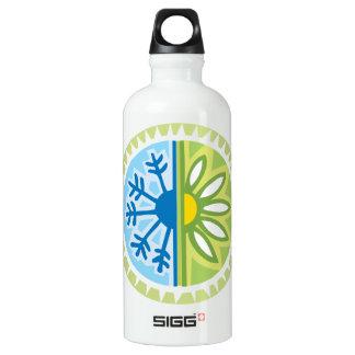 Season Changes Water Bottle