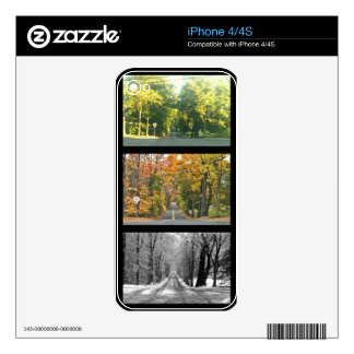Season - collage.jpg skin for the iPhone 4S