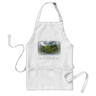 Season Ecclesiastes Lake Forest Crafts Cook Chef Adult Apron at Zazzle