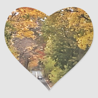 Season - Fall.jpg Heart Sticker