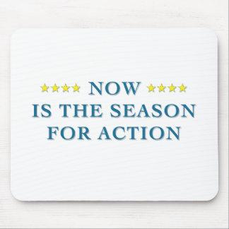 Season For Action mousepad