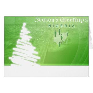 Season Greetings Card