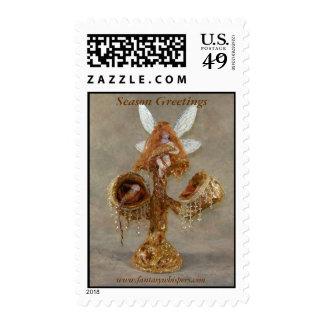 Season Greetings Stamps