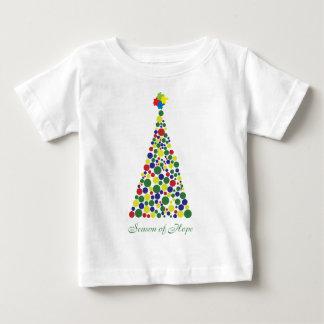 Season of Hope - Autism Awareness Baby T-Shirt