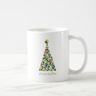 Season of Hope - Autism Awareness Coffee Mug