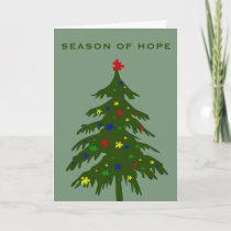 Season of Hope - Autism Holiday Card