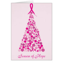 Season of Hope - Breast Cancer Card