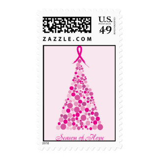 Season of Hope - Breast Cancer Stamp