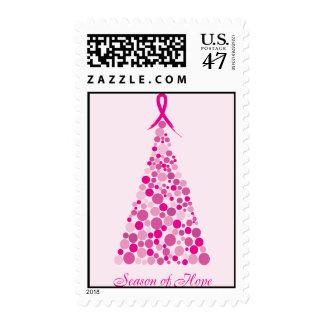 Season of Hope - Breast Cancer Stamp