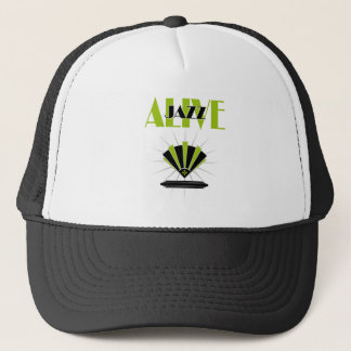 Season of Jazz Spring Trucker Hat