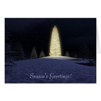 """Season of Light"" Card"