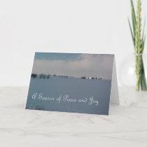 Season of Peace and Joy Holiday Card