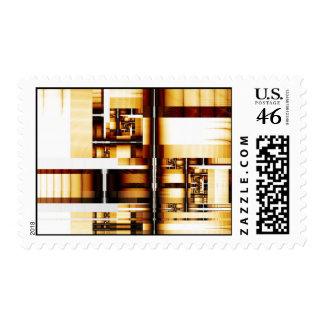 Season Of Rust Postage Stamps