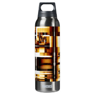 Season Of Rust 16 Oz Insulated SIGG Thermos Water Bottle