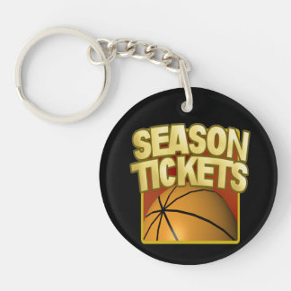 Season Tickets Keychain