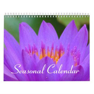 Seasonal Calendar